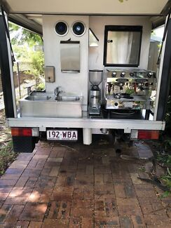 Mobile Cafe - Priced For Quick Sale ($41,000)