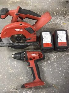 Hilti cordless tools for sale