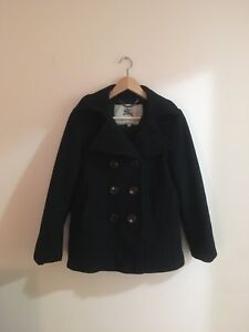 Authentic Burberry Classic Women's Peacoat