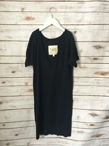 Abercrombie& Fitch Blue Sweater Dress Size M