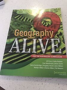 Geography alive, edition 9 The Gap Brisbane North West Preview