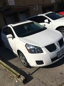 IGNSOLD 2009 Pontiac Vibe (comes with winter tires)