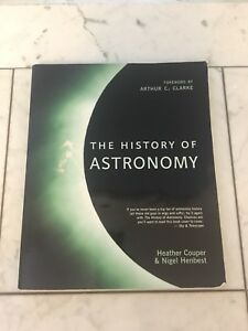 The History of Astronomy NATS 1745