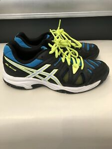 Souliers tennis Asics junior 4