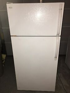 White fridge -working great