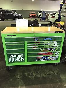 Snap on toolbox limited edition Penrith Penrith Area Preview