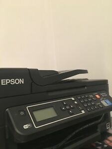 Imprimante epson wf-2630 comme neuve