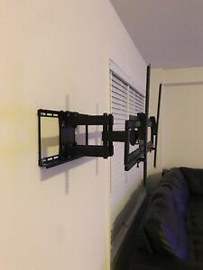 """TV Wallmount full motion heavy duty upto 70"""""""