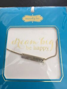 BN Be happy necklace