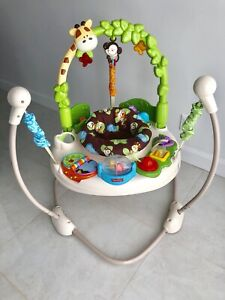Sauteur jumperoo Fisher price