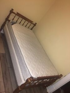 Bed and bed frame !