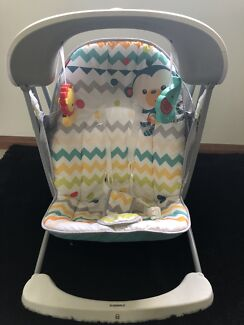 Fisher Price Baby Carnival Swing/seat