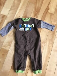 Birthday outfit size 12 months