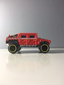 2016 Hot Wheels Humvee
