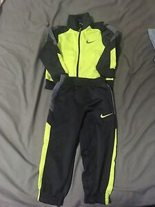 Nike track suit size 2T
