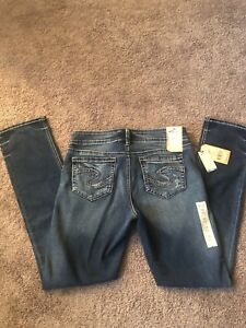 Silver jeans new with tags