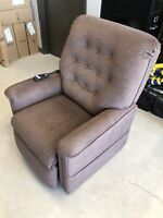 Electric Reclining Sofa Chair - New Perfect Condition