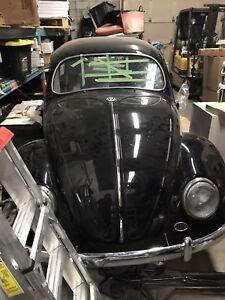 1956 Vw Beetle Type 1 Oval