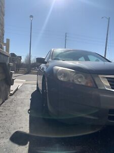 2010 Honda Accord, one owner, low kms, no accidents