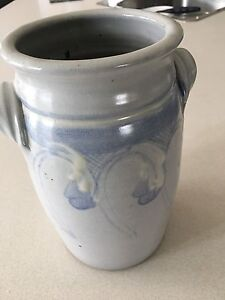 Blue Decorative Vase