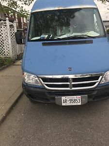 Dodge sprinter for sale