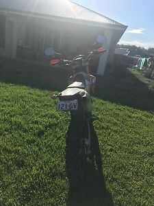 Ktm450exc Cotswold Hills Toowoomba City Preview