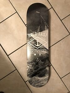Skateboard deck - New!