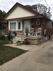 East York (Basement) bungalow for rent