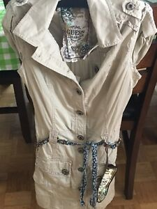 GUESS KHAKI DRESS SIZE XS