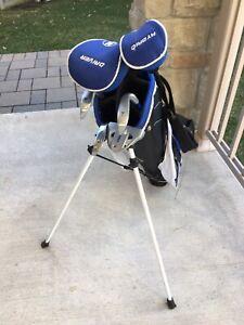 """RAM G Force Junior Left Handed Golf Set 31"""""""