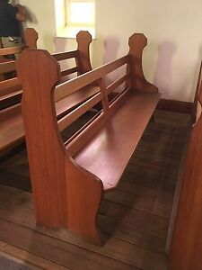 Church Pew Bordertown Tatiara Area Preview