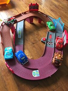 Cars with Track
