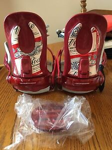Ride Bindings - Budweiser Limited Edition