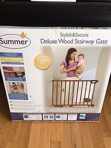 Safety Gate - BRAND NEW IN BOX!!