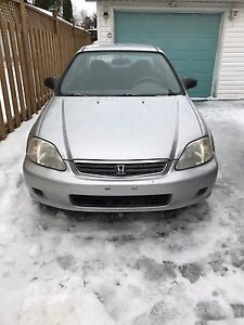 2000 Honda Civic SE