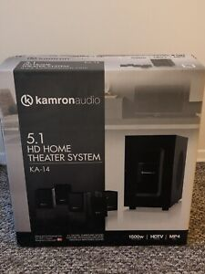 Kamron Audio 5.1 HD Home Theater System