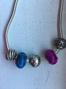 Bracelet and charms / spacers