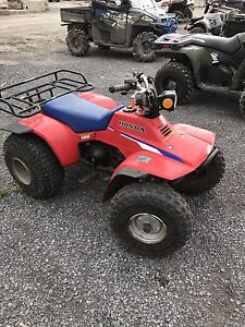 Honda TRX 125 - excellent shape original