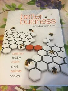 Better Business Second Canadian Edition