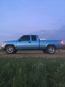 1997 Chevy 1500 2wd