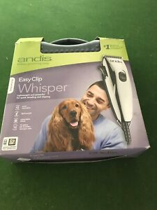 Wanted: Dog clippers