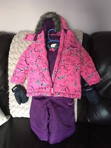 12 Month OshkoshJacket and Snow Pants $10