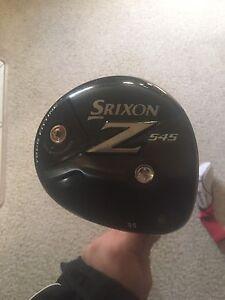 Srixon Z545 RH driver 9.5 degree