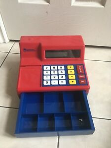 Toy Cash Register-Learning Resources