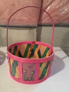 New Easter basket