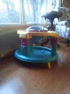 Jumper and activity table