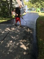 A-plus driveway sealing 50$ off and FREE quotes