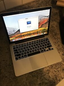 "Mid 2014 MacBook Pro 13"" (256GB SSD 8GB RAM)"