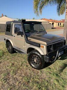 91 Suzuki Sierra