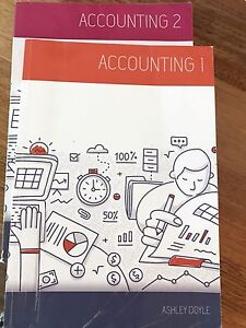 Books for Year 11- Accounting and Finance Osborne Park Stirling Area Preview